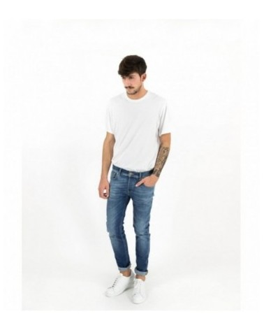 BERMUDA IN JEANS FIFTY FOUR