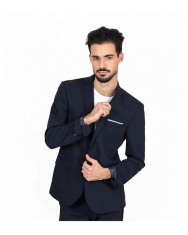 PANTALONI GESSATO VESTIBILITA' SLIM RAPHIA