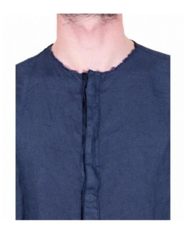 T-SHIRT MANICA LUNGA VOLANT SULLE SPALLE DENNY ROSE