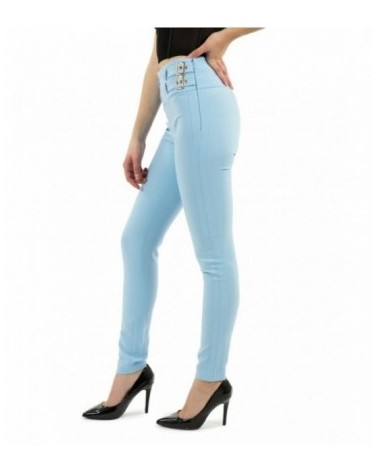 JEANS CON ZIP NEL TASCHINO FIFTY FOUR