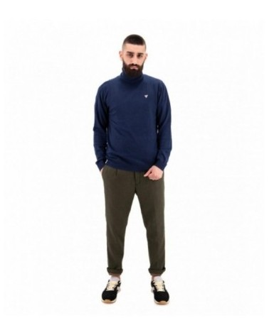 PANTALONI SKINNY CARROT IN VELLUTO A COSTE FIFTY FOUR